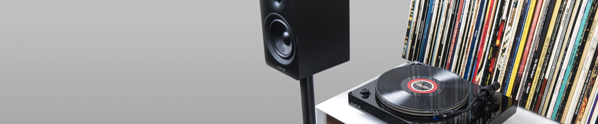 Turntable Speaker Systems