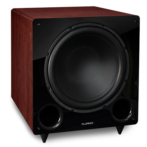 Fluance DB12 12-inch powered subwoofer