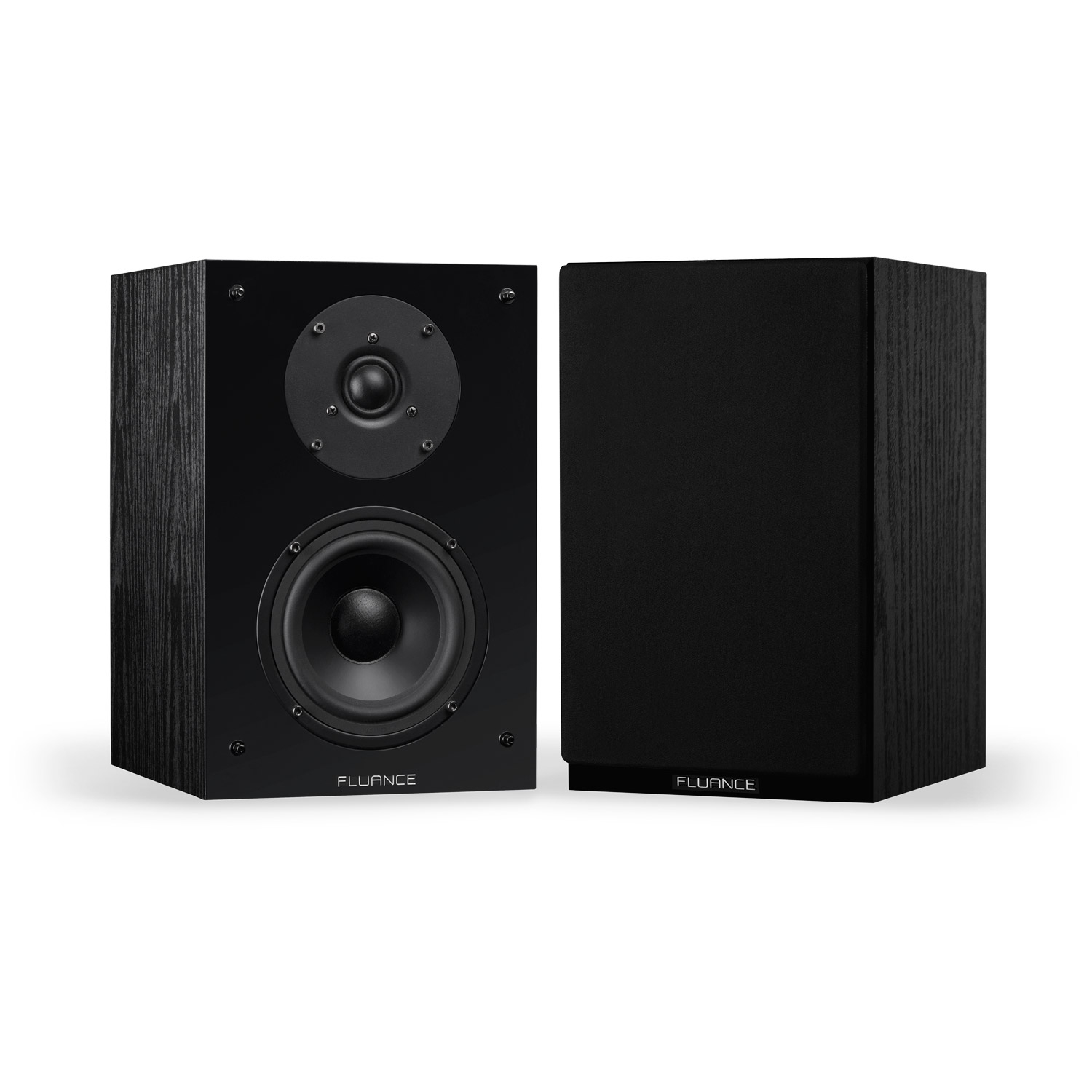 Elite High Definition Two-way Bookshelf Loudspeakers