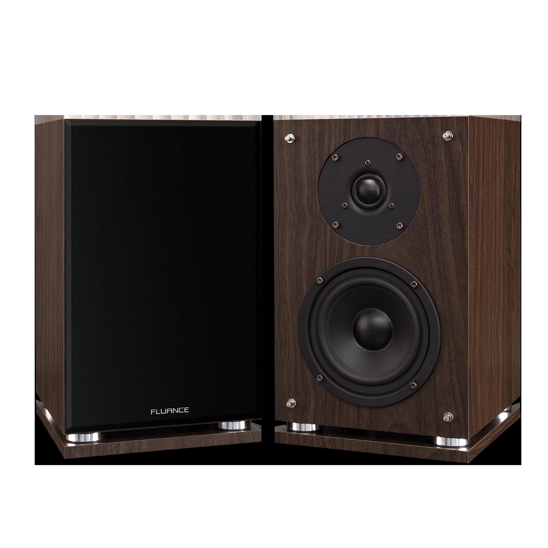 Elite Series High Definition Two-way Bookshelf Loudspeakers