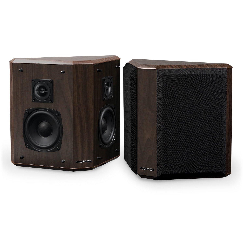 Elite High Definition 2-Way Bipolar Surround Speakers