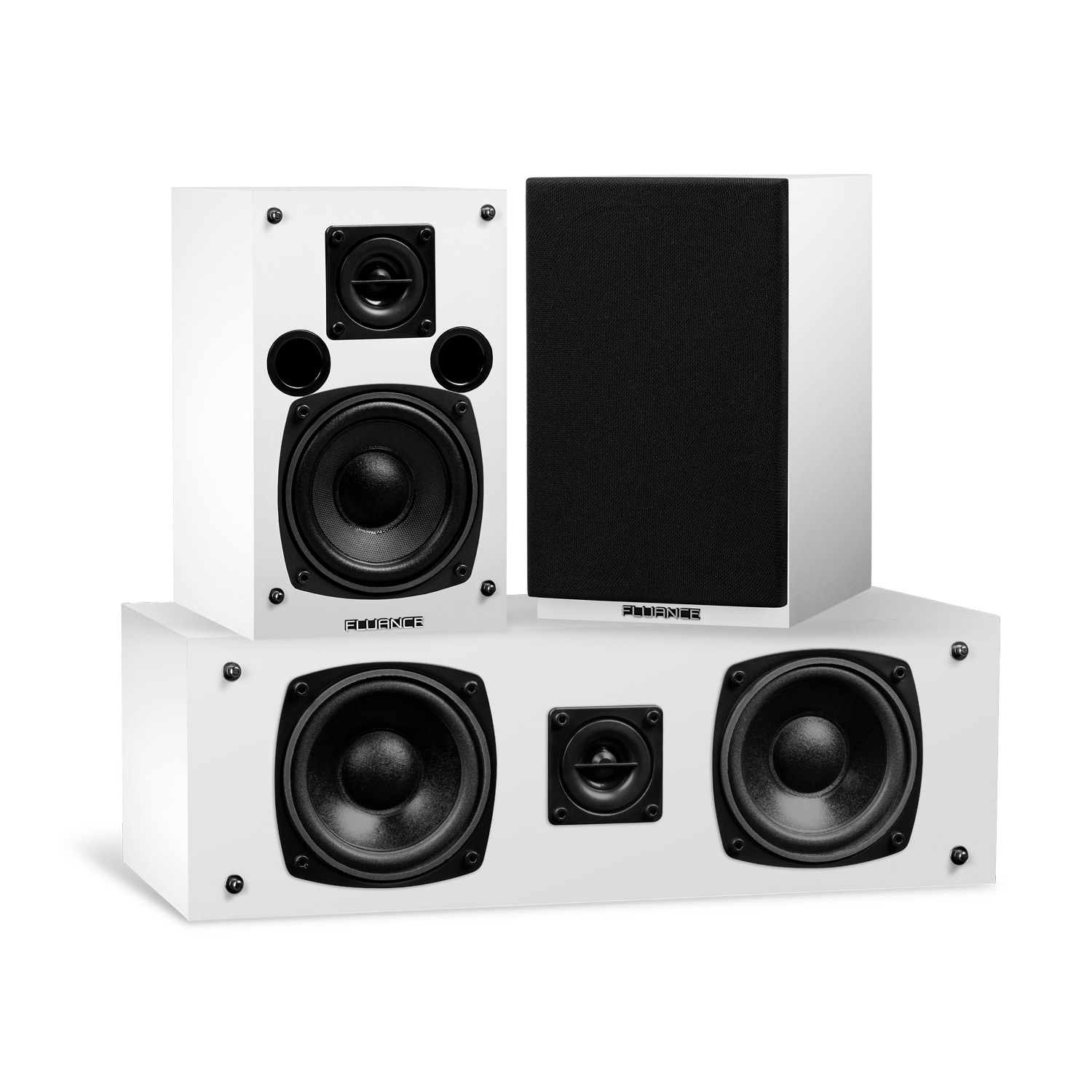 Classic Elite Series Center Channel & Surround Sound Speakers