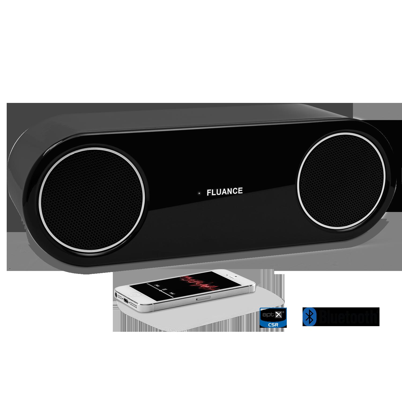Fi30 High Performance Bluetooth Wood Speaker System