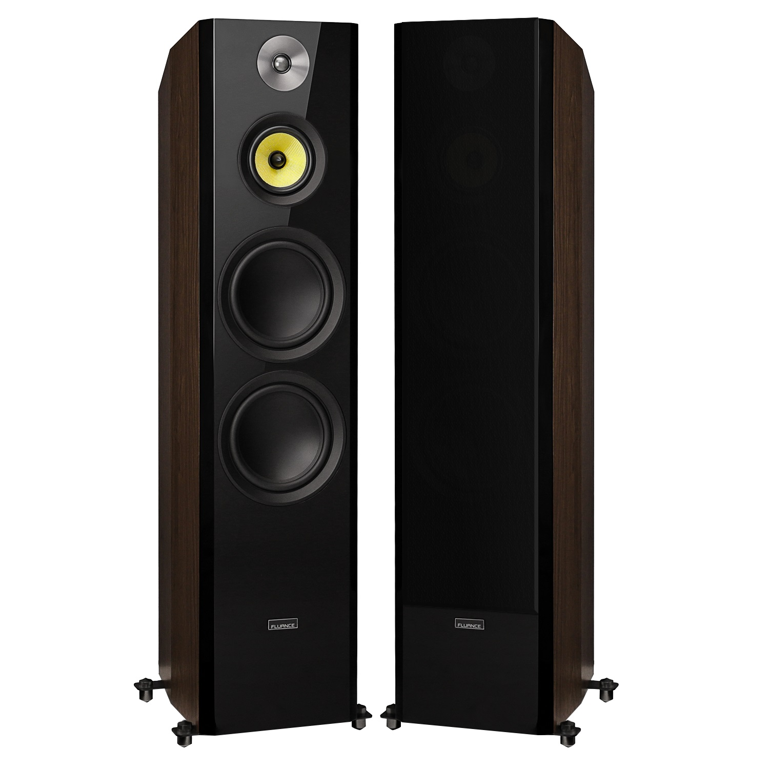 Signature Hi-Fi Three-way Floorstanding Speaker