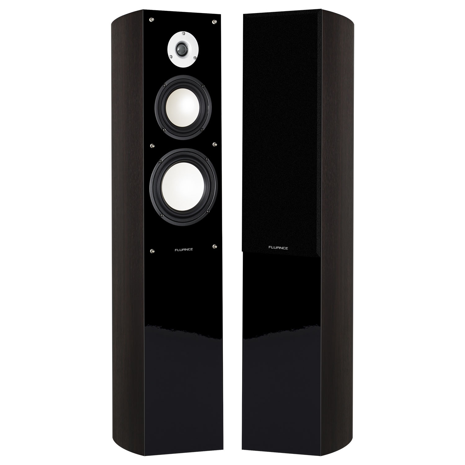 XL5FDW High Performance Three-way Floorstanding Tower Speakers