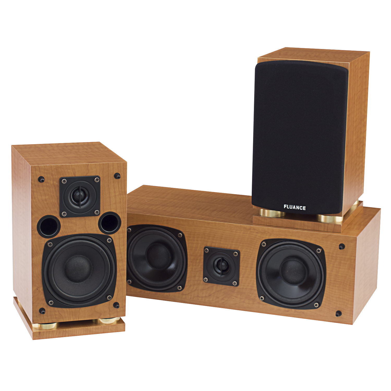 Classic Elite Series Center Channel & Surround Sound Speakers