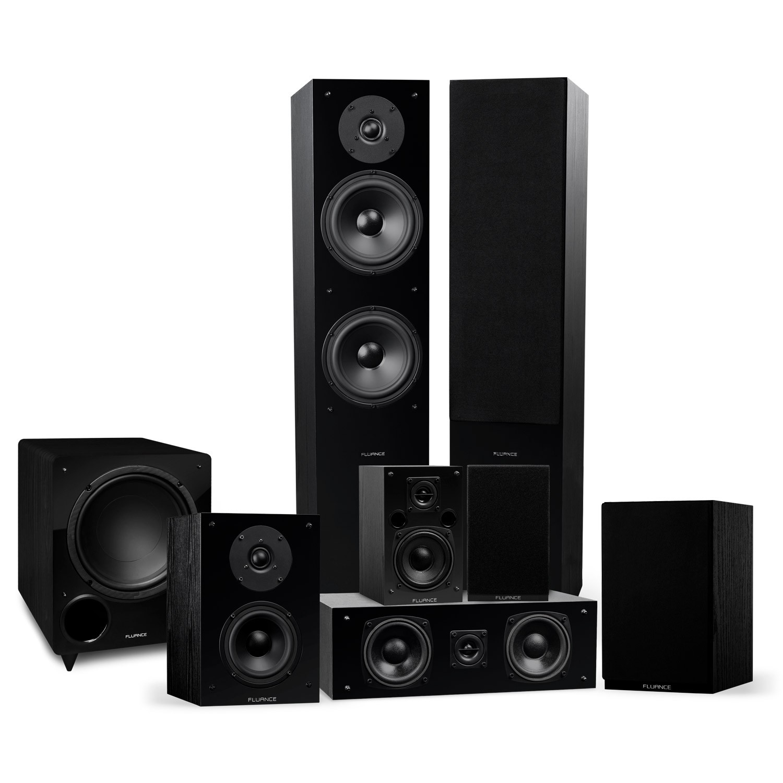 Elite Series Surround Sound Home Theater 7.1 Channel Speaker System