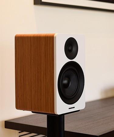 """Ai40 Powered 5"""" Bookshelf Speakers"""