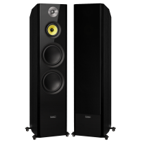 Signature HiFi 3-Way Floorstanding Speakers