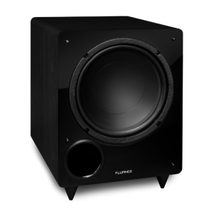 DB10 10-inch Low Frequency Ported Front Firing Powered Subwoofer