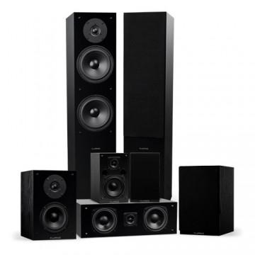 Elite High Definition Surround Sound Home Theater 7.0 Channel Speaker System
