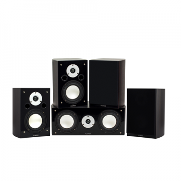 Reference Series 5.0 Home Theater Speaker System
