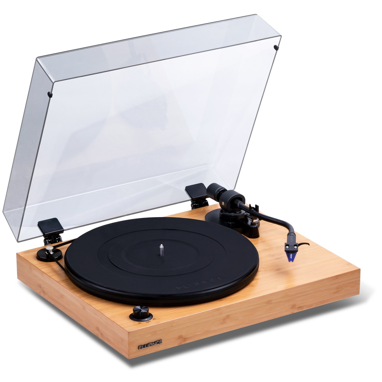 RT84 Reference High Fidelity Vinyl Turntable