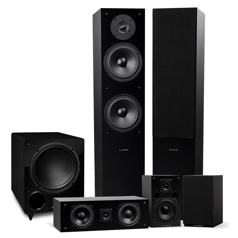 Elite Series Surround Sound Home Theater 5.1 Channel Speaker System - Main