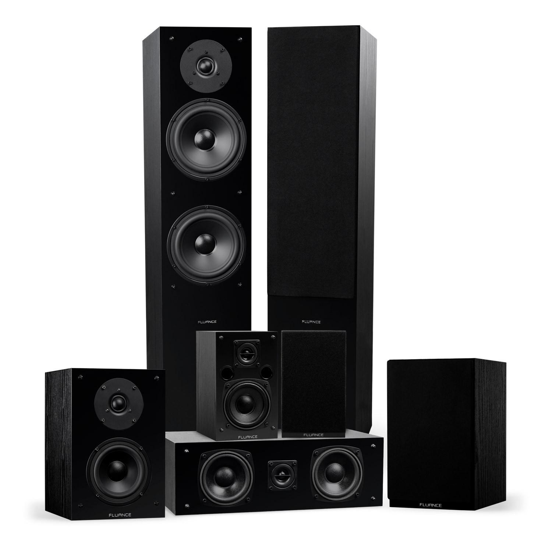 Elite Series Surround Sound Home Theater 7.0 Channel Speaker System - Main