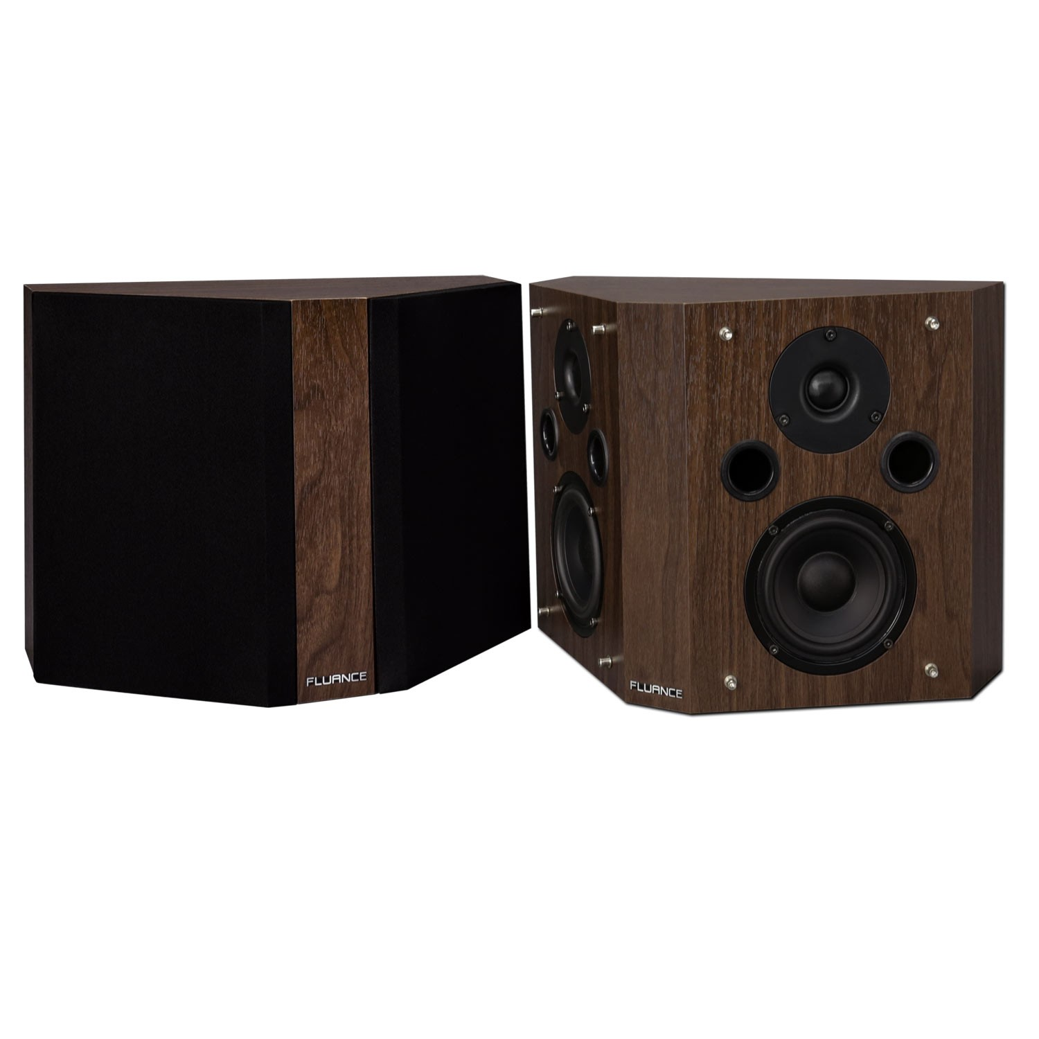 SXBP High Definition Bipolar Surround Sound Speakers