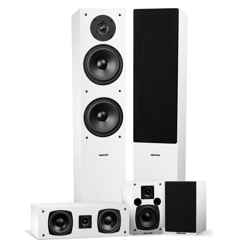 Elite Series Surround Sound Home Theater 5.0 Channel Speaker System