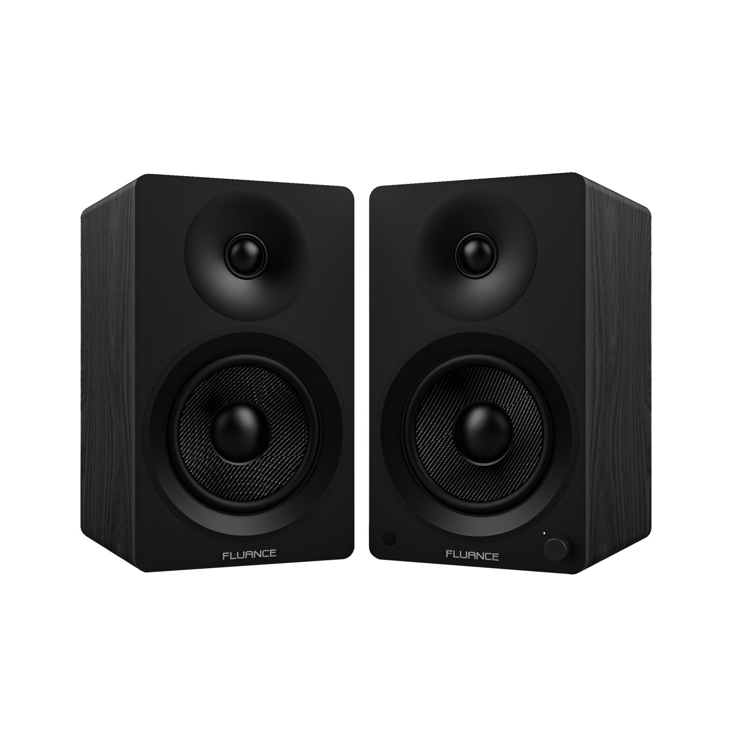 focus loudspeaker black front introduction bookshelf speaker dynaudio dyn speakers powered actively reviews