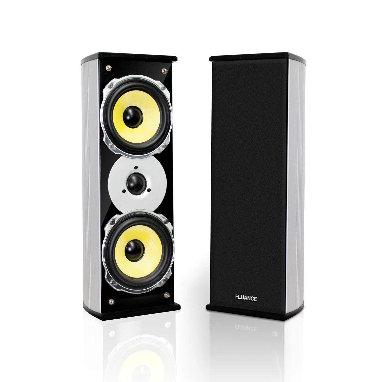 Fluance ES1S Surround Sound Speakers Main