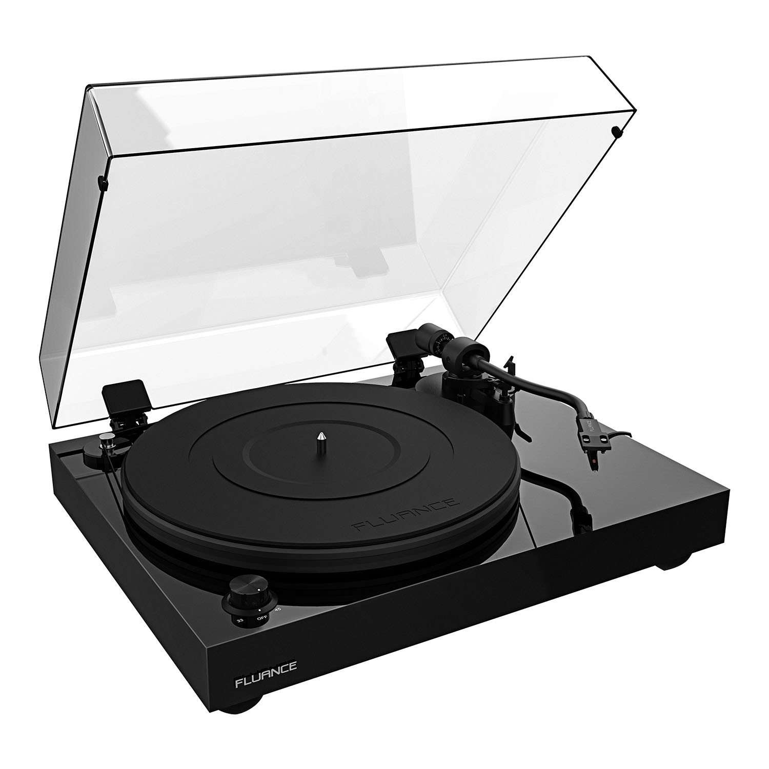 RT82 Reference High Fidelity Vinyl Turntable