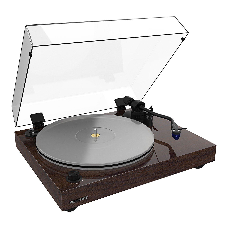RT85 Reference High Fidelity Vinyl Turntable