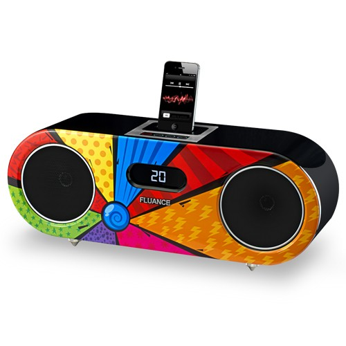 FiSDK500-A iPhone and iPod Dock