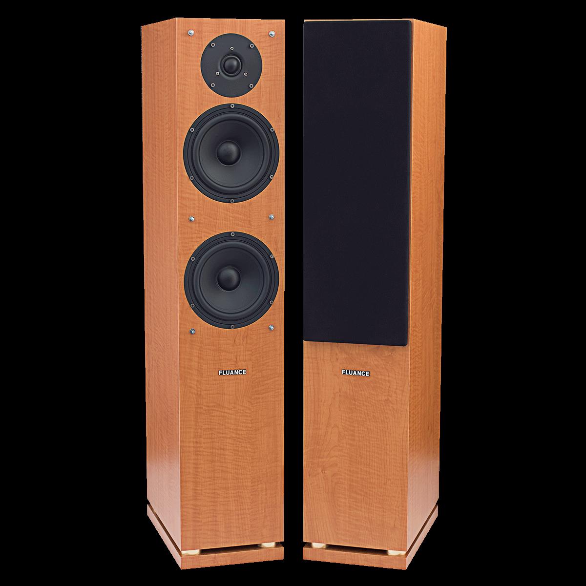 Classic Elite Series High Definition Two-way Floorstanding Main Speakers