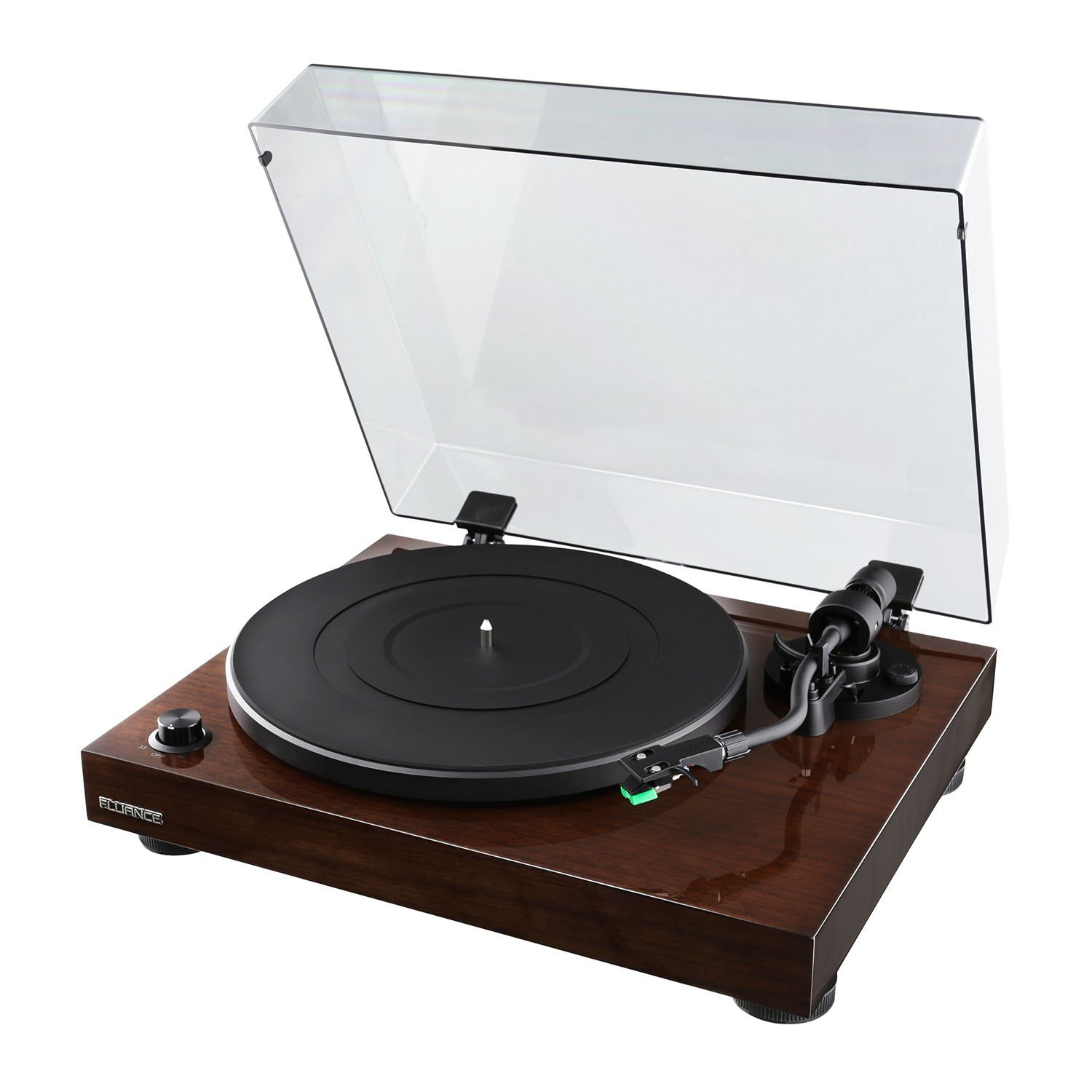 RT81 High Fidelity Vinyl Turntable Record Player with Premium ...
