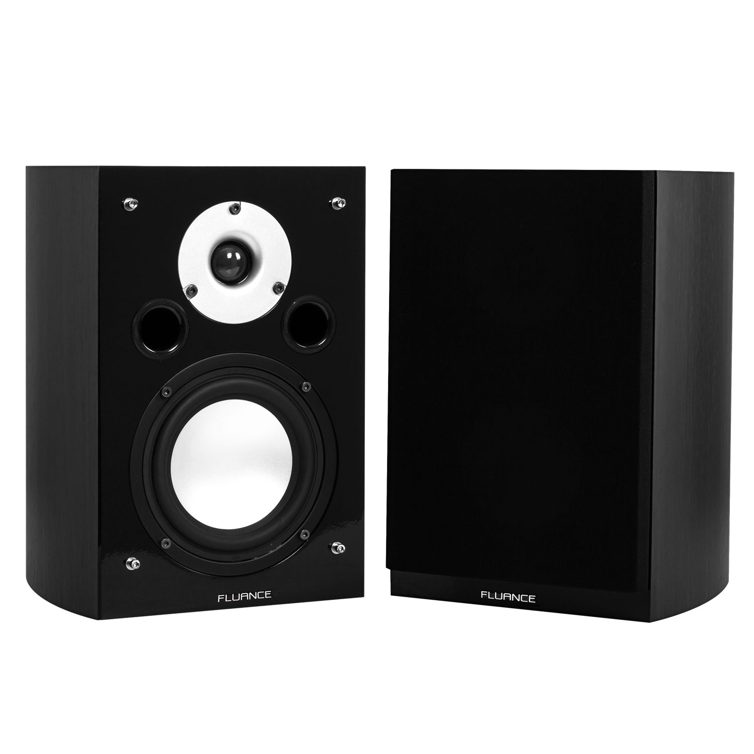 Reference Series High Performance Two-way Bookshelf Surround Sound Speakers