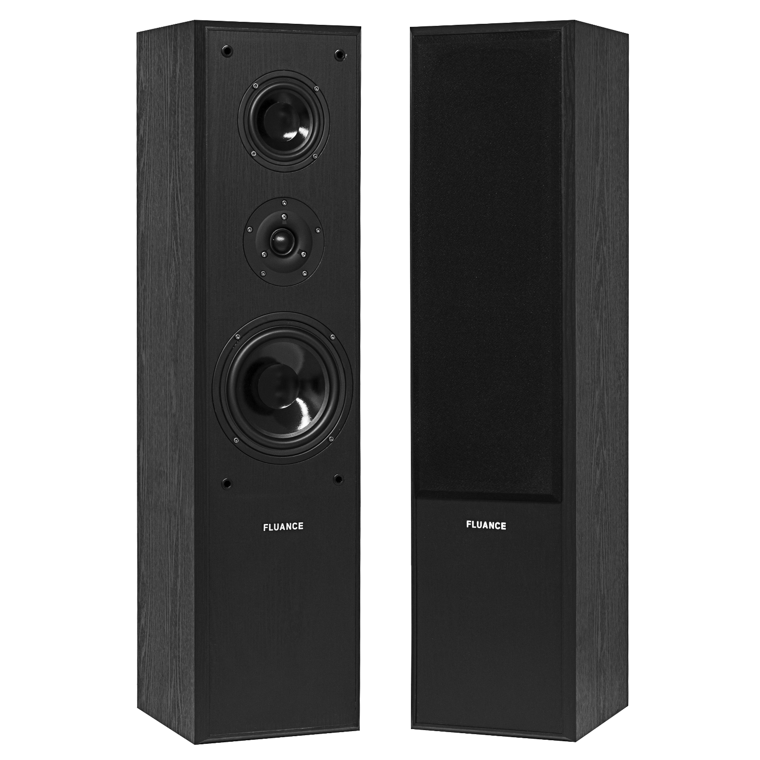 AVFR Dynamic Compact Three-way Hifi Speakers