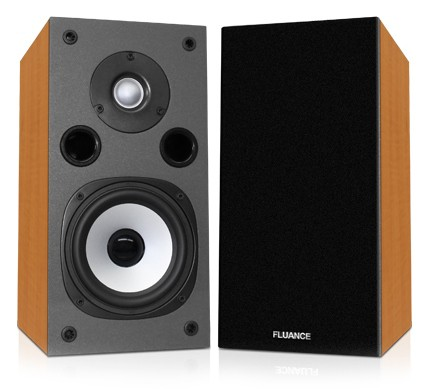 Fluance SV10S High Fidelity Surround Sound Speakers