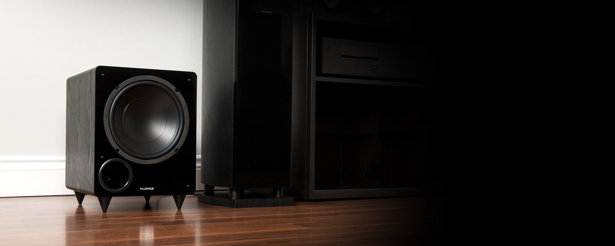 DB10 10-inch Low Frequency Powered Subwoofer - Lifestyle 2
