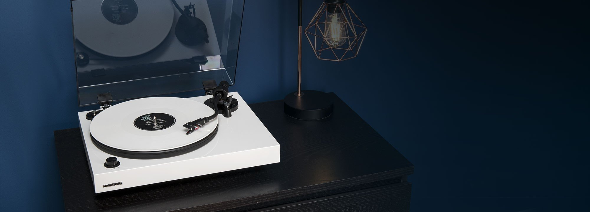 RT82 Reference High Fidelity Vinyl Turntable - Lifestyle