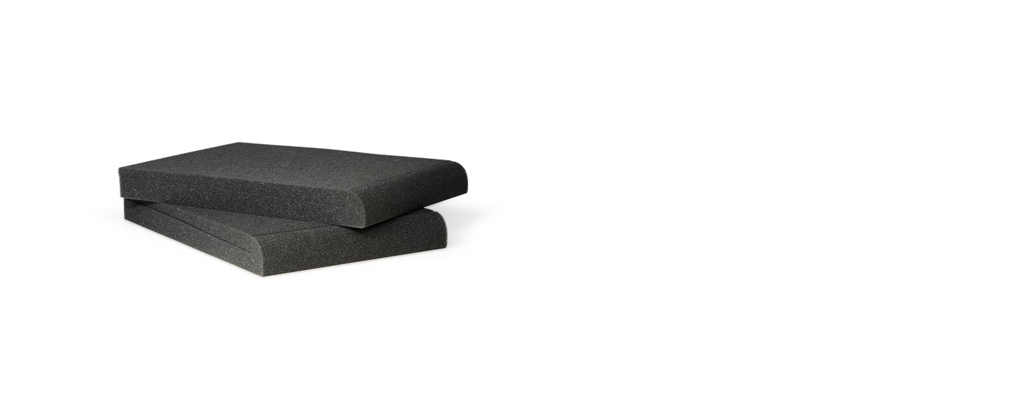 High Density Foam Speaker Isolation Pads - alternate