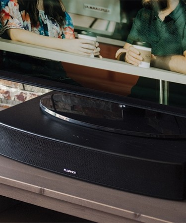 AB40 High Performance Soundbase - Lifestyle 3