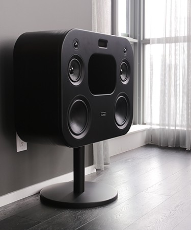 Fi70 Three-Way Wireless High Fidelity Music System