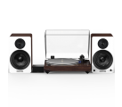 """Reference RT85 High Fidelity Vinyl Turntable with PA10 Phono Preamp and Ai61 Powered 6.5"""" Stereo Bookshelf Speakers Image"""