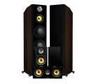 Signature HiFi Surround Sound Home Theater 5.0 Channel Speaker System Image