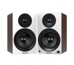 "Ai60 High Performance Powered 6.5"" Bookshelf Speakers Image"