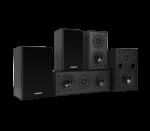 AV5HTB Dynamic Home Theater Surround Sound Speaker System Image