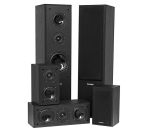 Classic Series Surround Sound Home Theater 5.0 Channel Speaker System Image