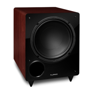 DB10 10-inch Low Frequency Powered Subwoofer - Front