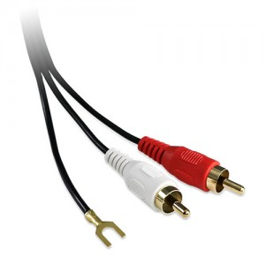 Gold Platted RCA Cable