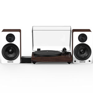 """Reference RT82 High Fidelity Vinyl Turntable with PA10 Phono Preamp and Ai61 Powered 6.5"""" Bookshelf Speakers - Thumbnail"""