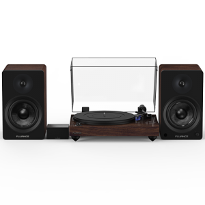 """Reference RT84 High Fidelity Vinyl Turntable with PA10 Phono Preamp and Ai61 Powered 6.5"""" Stereo Bookshelf Speakers - Thumbnail"""