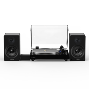 """Reference RT85 High Fidelity Vinyl Turntable with PA10 Phono Preamp and Ai41 Powered 5"""" Bookshelf Speakers - Thumbnail"""