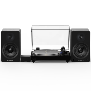 """Reference RT85 High Fidelity Vinyl Turntable with PA10 Phono Preamp and Ai61 Powered 6.5"""" Stereo Bookshelf Speakers - Thumbnail"""