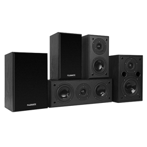 AV5HTB Dynamic Home Theater Surround Sound Speaker System