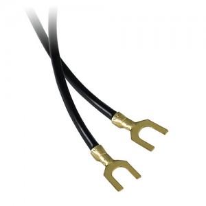 Dual Spade Ground Wire - Small Image