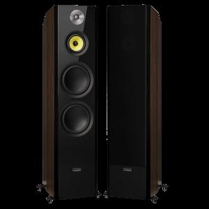 Fluance HFFW Dark Walnut Signature Series Florostanding Speakers